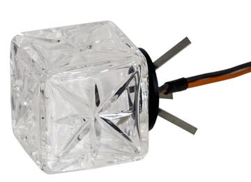 SAAS POSH DIAMOND S LED/3W/830 IP44 (100lm) - 4128078