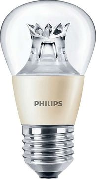 PHILIPS MASTER LUSTER DT P48 LED-LAMPPU DIMTONE E27/4W/822-827 (250lm) - 4724580