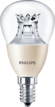 PHILIPS MASTER LUSTER DT P48 LED-LAMPPU DIMTONE E14/4W/822-827 (250)lm - 4724578