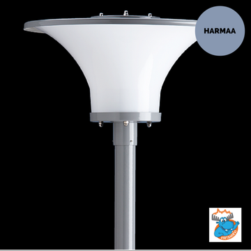 KARLUX ALLI ALL-LED TAAJAMAVALAISIN HARMAA DIM LED/35W/840 IP44 (3100lm) - 4506964